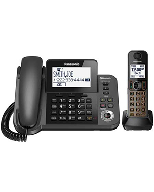 Panasonic KX-TGF380 Cordless Phone