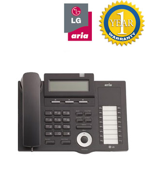 LG Aria Model LDP 7016 Digital Phone 16 Button Display (Refurbished Handset)