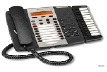 Mitel 12 button add on Module for a IP Phone Handset is a full-feature enterprise-class telephone that provides voice communication over an IP network