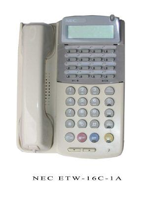 Nec Phone Systems Nec Phone System Dterm 80 Manual