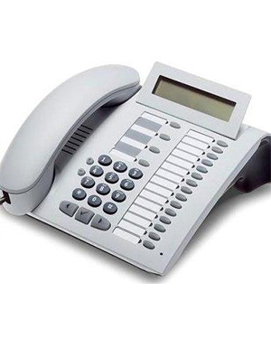 Siemens OptiPoint 500 Advance (White) Telephone