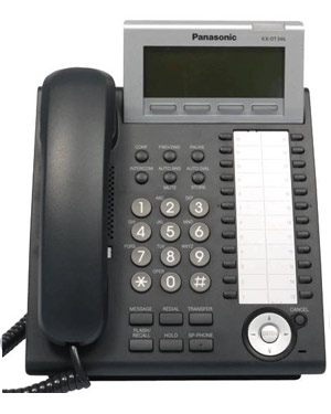 Panasonic KX-DT346 Telephone Handset Business Phone