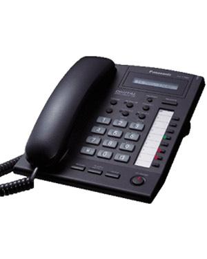 Panasonic KX-T7665 Refurbished Handset Phone Telephone (Black)