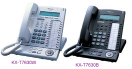 Panasonic KX-T7630 Refurbished Handset Phone Telephone for KX-TDA Digital Hybrid IP-PBX System