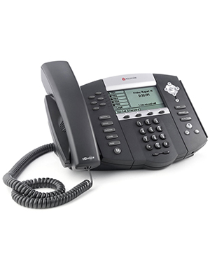 Polycom SoundStation IP650 Desktop Phone