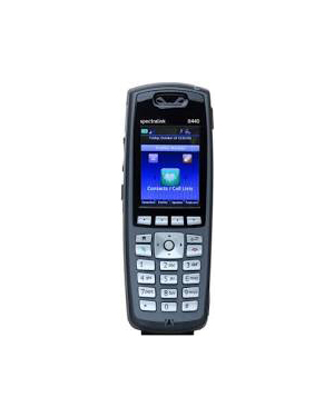 SpectraLink 8452 Black Handset ONLY with Lync Support (Quantity: 17 to 48)