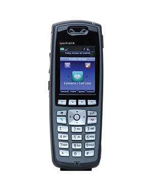 SpectraLink 8453 Black Handset ONLY with Lync Support (Quantity: 17 to 48)