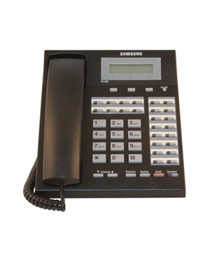 Samsung KX-24D Black Telephone
