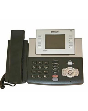 Samsung ITP-5112L 12-button Black IP Phone
