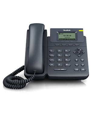 Yealink T19P-E2 Entry Level IP Phone (1-line & PoE)