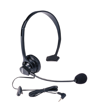 Uniden HS-910AU Headset with 2.5 Jack for Compatible Uniden Cordless Telephone Handset Phone
