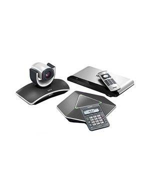 Yealink VC400 Video Conferencing System (Integrated with MCU)