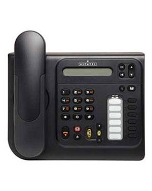 Alcatel-Lucent 4018 IP Phone, Telephone, Handset, (Refurbished)