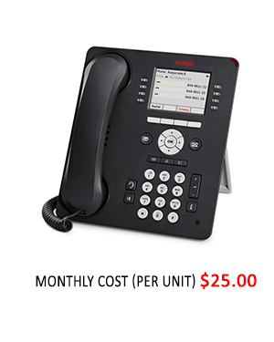 Avaya 9611G Hosted IP Deskphone