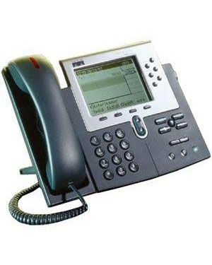 Cisco IP Telephone 7960G (Refurbished)