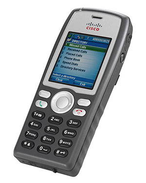 Cisco Wireless IP Telephone CP-7925G (Refurbished)