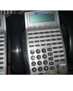 Commander 32D Elite Phone - White Colour DTR-32D-1C (WH) (Refurbished)