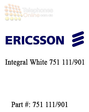 Ericsson Integral White 751 111/901 (Refurbished)
