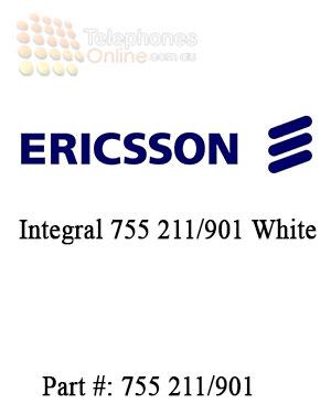 Ericsson Integral 755 211/901 White (Refurbished)
