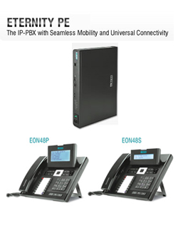 Matrix Eternity PE Phone System - 2 Lines, 2 Digital Handsets