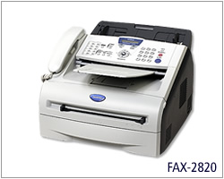 brother fax 2820 user guide available for download. Black Bedroom Furniture Sets. Home Design Ideas