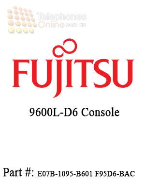 Fujitsu 9600L-D6 Console (Refurbished)