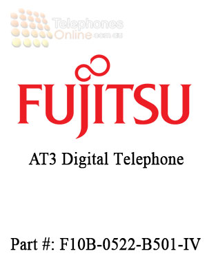 Fujitsu AT3 Digital Telephone (Refurbished)