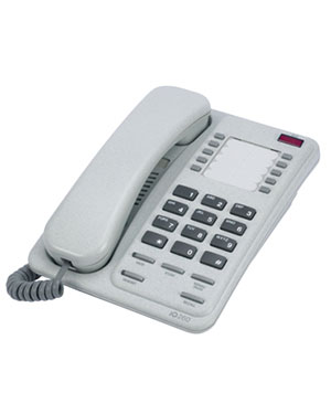 Interquartz Enterprise IQ260G Analogue Granite BusinessPhone for Hotel
