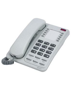 Interquartz Enterprise IQ360G Analogue 10Memory GranitePhone for Hotel