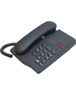 Interquartz Gemini IQ330B Analogue Black Business  Phone for Hotel