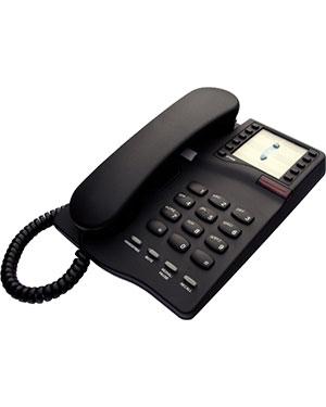 Interquartz Gemini IQ333D Analogue Stylish easy to use phone for Hotel