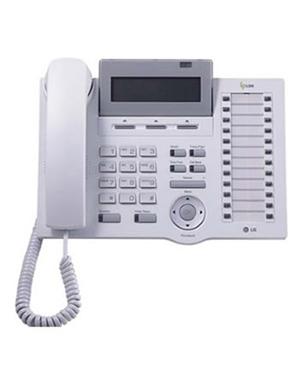 LG Nortel LDP 7024D Digital Phone (White)