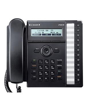LG iPECS 8012E IP Phone (Black)