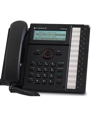 LG iPECS 8024D IP Phone (Black)