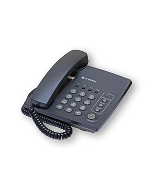 LG LKA-200 Analogue Phone (Black)