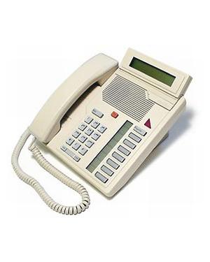 Nortel M2008D AD Aries 2 Display Phone (Dolphin Grey)