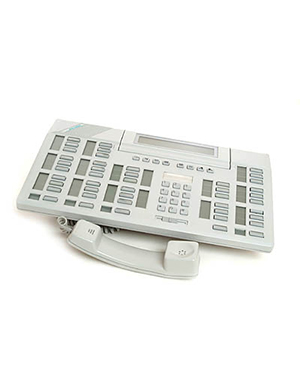 Nortel M2250 AA Attendant Console (Dolphin Grey)