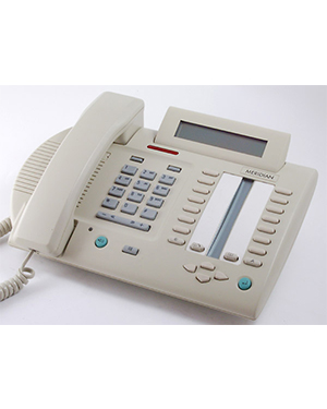 Nortel M3820 Digital Phone (Platinum)