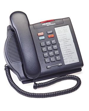 Nortel M3901 Digital Phone (Charcoal)