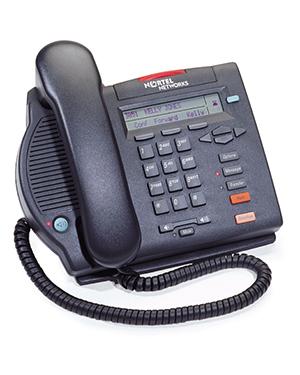 Nortel M3902 Digital Phone (Charcoal)
