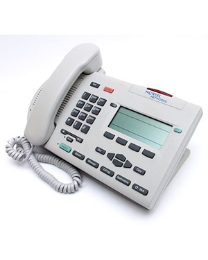 Nortel M3903 BA66 Digital Phone (Platinum)