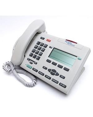 Nortel M3903 FB66 Digital Phone (Platinum)