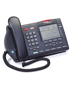 Nortel M3904 FB70 Digital Phone (Charcoal)