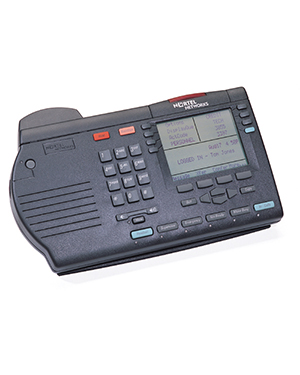 Nortel M3905 BA70 Call Centre Phone (Charcoal)