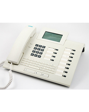 Siemens Optiset –E Memory (White) Telephone
