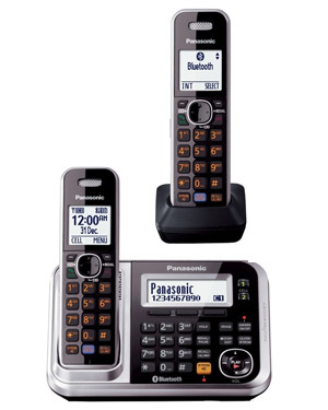 Panasonic KX-TG7892AZS Cordless Phone - TWIN KIT KX-TG7892