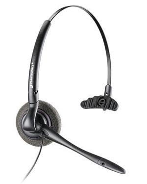 Plantronics DuoSet Noise Cancelling Headset (45273-11)