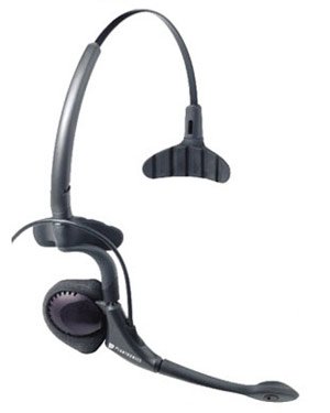 Plantronics DuoPro Convertible Noise Cancelling Headset (61122-03)