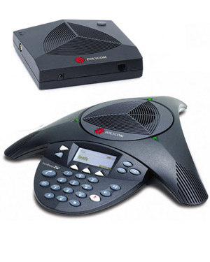 Polycom SoundStation 2W Wireless Conference Phone (Non-Expandable)