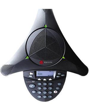 Polycom SoundStation 2W Wireless Conference Phone (Non-expandable)